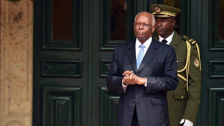 - Jos   Eduardo dos Santos - José Eduardo dos Santos passa a Presidente da República Emérito depois das eleições