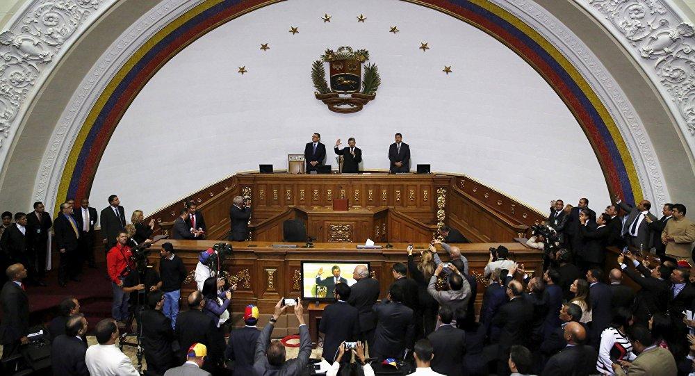 - Parlamento venezuela - Tribunal Supremo da Venezuela assume funções do Parlamento
