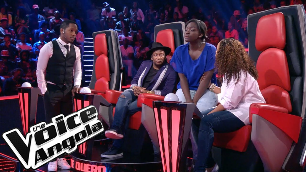 - the voiceAngola - Crise inviabiliza The Voice e Big Brother Angola
