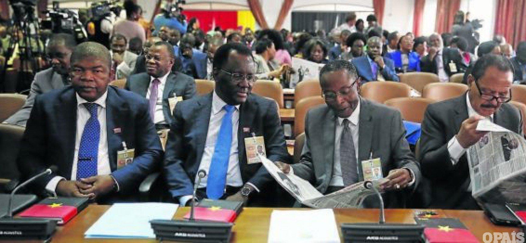 - CC MPLA - Comité Central do MPLA reúne quinta-feira
