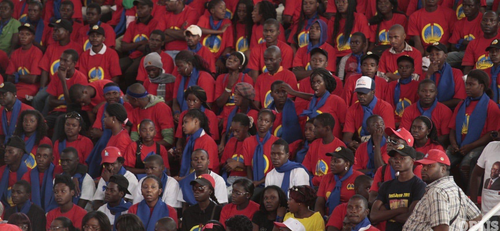 - JMPLA 1 - As eleições no braço juvenil do partido no poder ( JMPLA )
