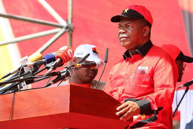 - Joa  o Lourenc  o Namibe - MPLA ganha em Cabinda, com contagem aprovada por todos os partidos