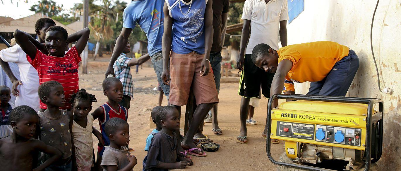 - gerador - Venda de geradores em Luanda dispara face à falta de eletricidade