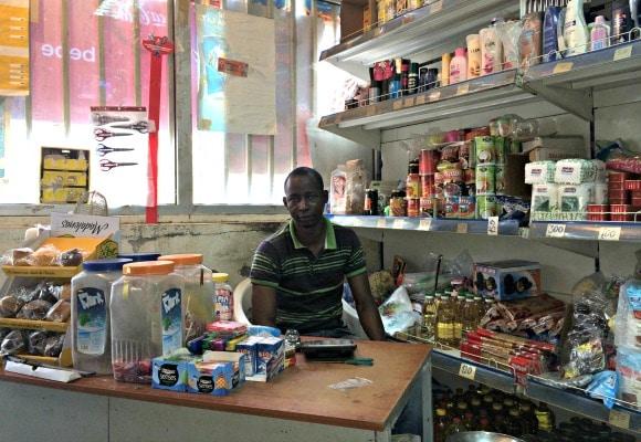 - mamadou - Golf 2: Moradores agastados com assaltos