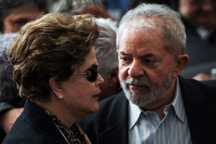 - 750 2017831111116873 - Após impeachment, PT não sabe o que fazer com Dilma Rousseff
