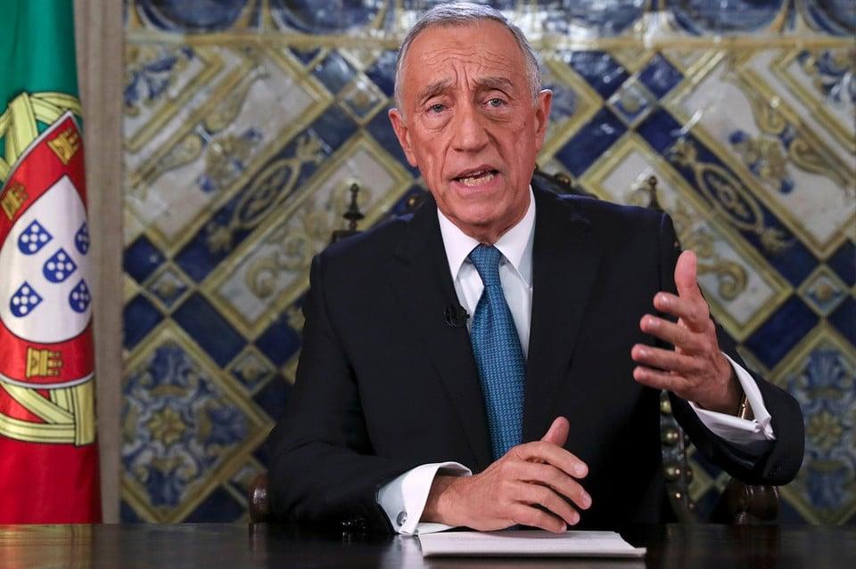 - Marcelo Rebelo de sousa - PR de Portugal Marcelo Rebelo de Sousa felicita presidente eleito João Lourenço