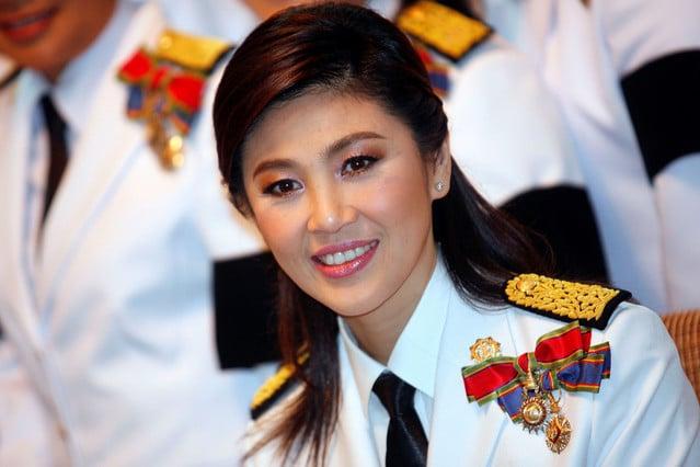 - data - Ex-primeira-ministra da Tailândia foge do país para evitar prisão