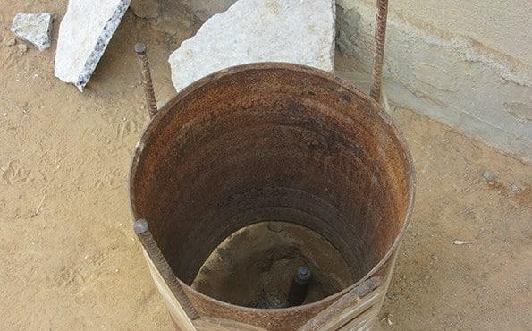 - image 18 - Família dorme ao lado de mina antitanque activa há três anos sem saber
