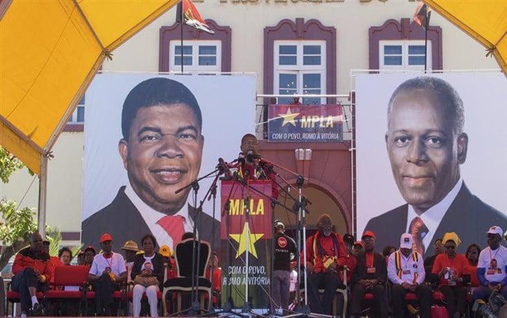 """- image 7 - As contas da maioria qualificada do MPLA: """"Iremos ter no Parlamento acima dos 147 deputados"""""""