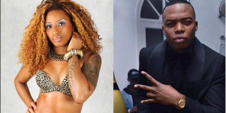 """- transferir 2 - Neide Sofia confirma separação com gyzelh: """"fui traída por uma celebridade angolana"""""""