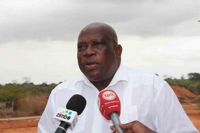 adriano mendes de carvalho, governador provincial de luanda - Adriano Mendes de Carvalho - Chuvas em Luanda levam Governador a suspender férias e viagens