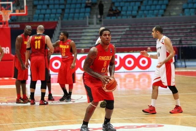 - Angola basket - Selecção Angolana de basquetebol é como  a Coca-Cola