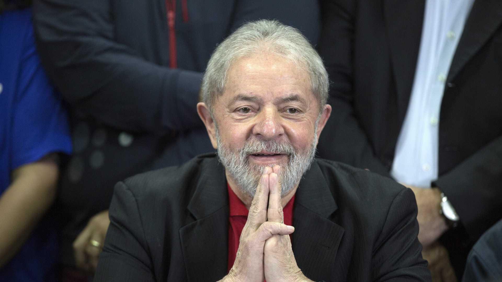 - Lula1 - Supremo autoriza Lula da Silva a dar entrevistas na prisão