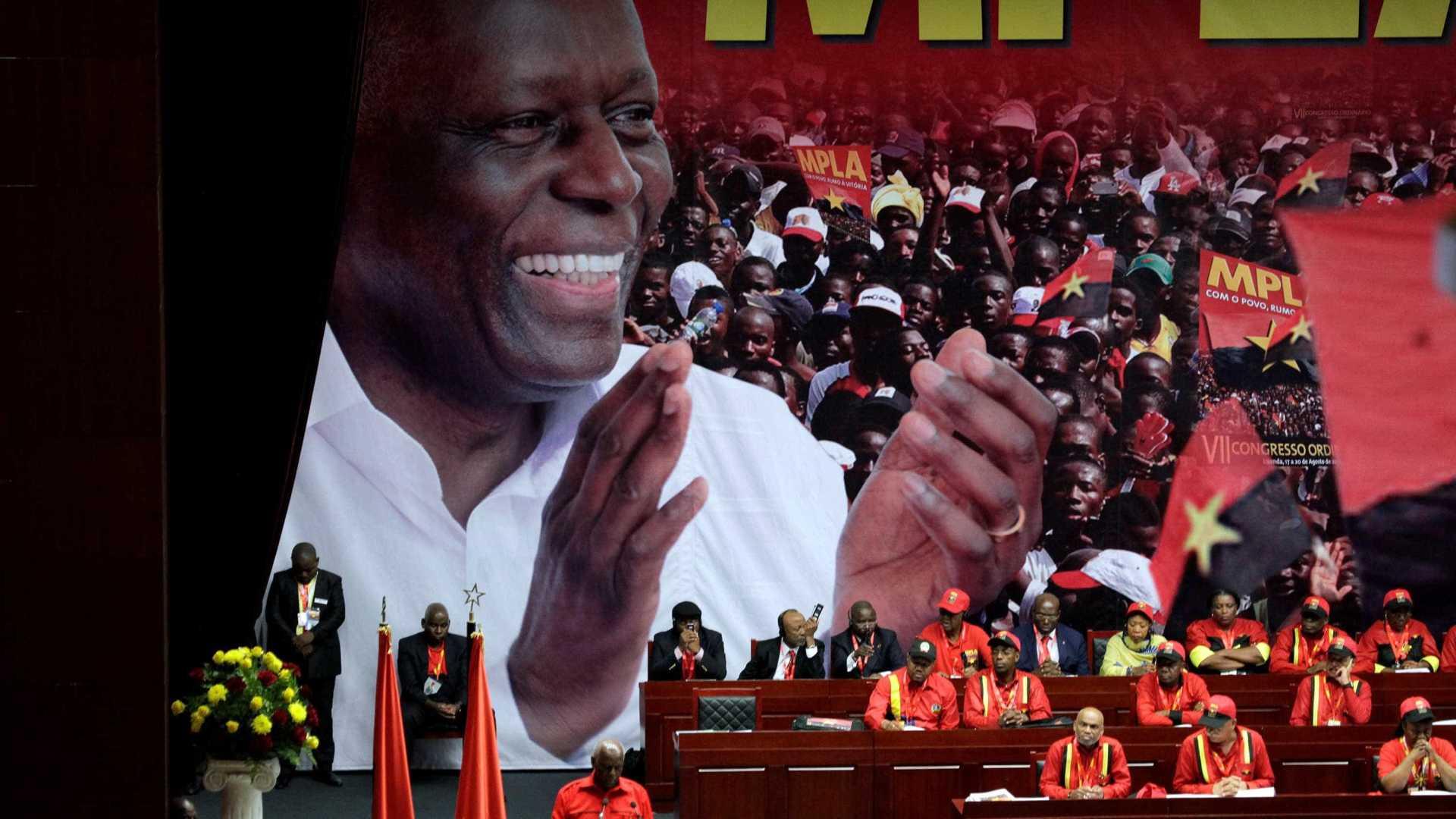 mpla diz ter condições criadas para o congresso - MPLA CCB - MPLA diz ter Condições criadas para o congresso