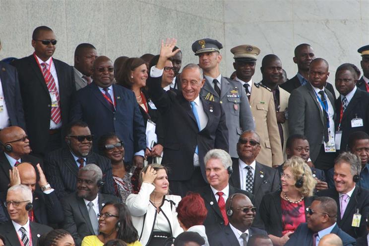 """governo português tira proveito da popularidade do """"tio celito"""" em luanda - Tio Celito - Governo português tira proveito da popularidade do """"Tio Celito"""" em Luanda"""