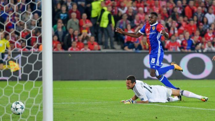 liga dos campeões: benfica humilhado (5-0) em basileia - benfica basileia - Liga dos Campeões: Benfica humilhado (5-0) em Basileia