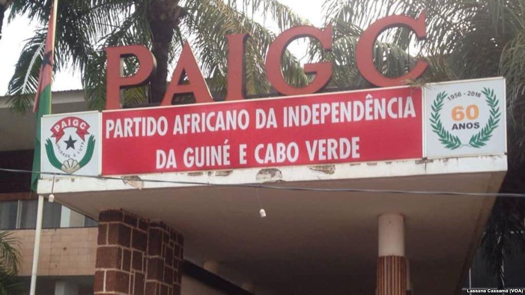 """- PAIGC - PAIGC indicou nome de Aristides Gomes em """"nome da paz"""""""