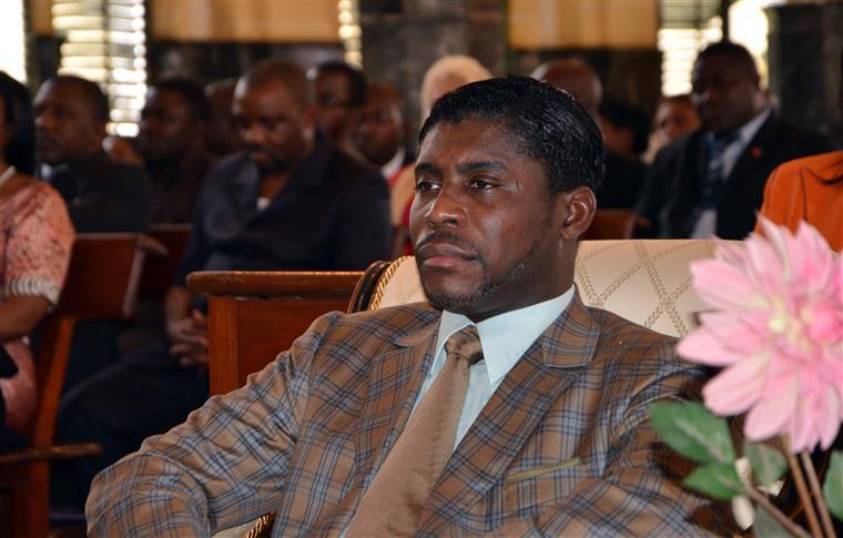 filho do presidente da guiné equatorial condenado a três anos de prisão com pena suspensa - teodory - Filho do presidente da Guiné Equatorial condenado a três anos de prisão com pena suspensa
