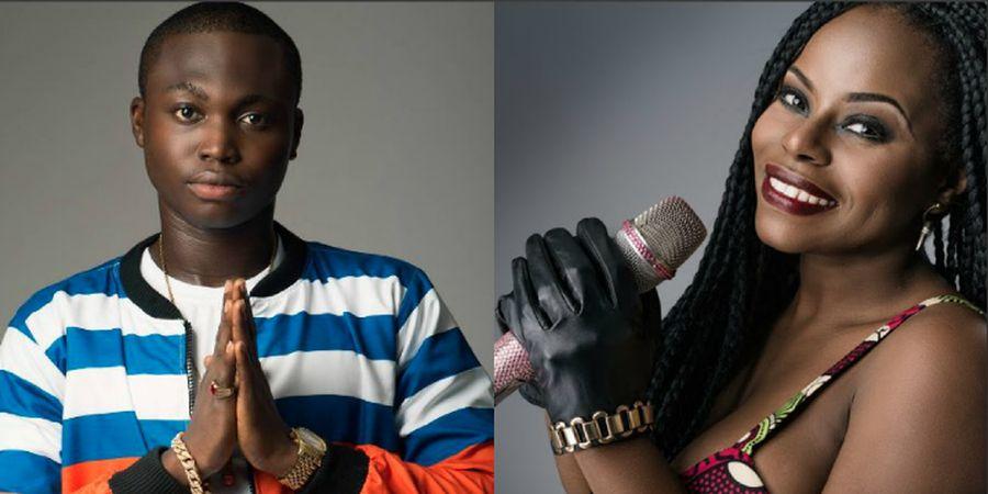 """diva ary lança remix da música """"amen"""" com o nigeriano yovi - transferir 14 - Diva Ary lança remix da música """"Amen"""" com o nigeriano Yovi"""