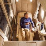 a nova cabine de primeira classe da emirates é um verdadeiro luxo - 1 clase Emirates 1 150x150 - A nova cabine de primeira classe da Emirates é um verdadeiro luxo