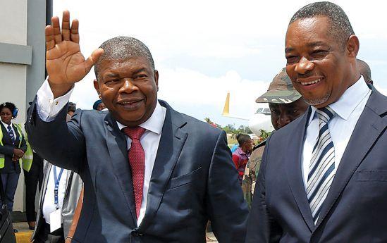 presidente da república já em luanda - 20171108063502governo execucao - Presidente da República já em Luanda