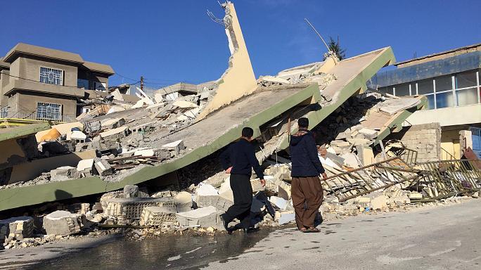 novo balanço do sismo na fronteira irão-iraque dá conta de mais de 400 mortos - 684x384 403673 - Novo balanço do sismo na fronteira Irão-Iraque dá conta de mais de 400 mortos