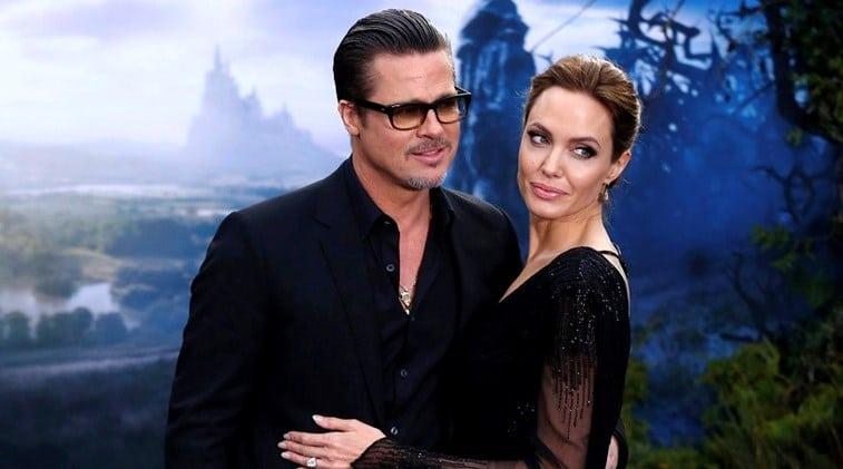 brad pitt tenciona ficar um ano sem se envolver com ninguém - Brad pitt e Angelina Jolie - Brad Pitt tenciona ficar um ano sem se envolver com ninguém