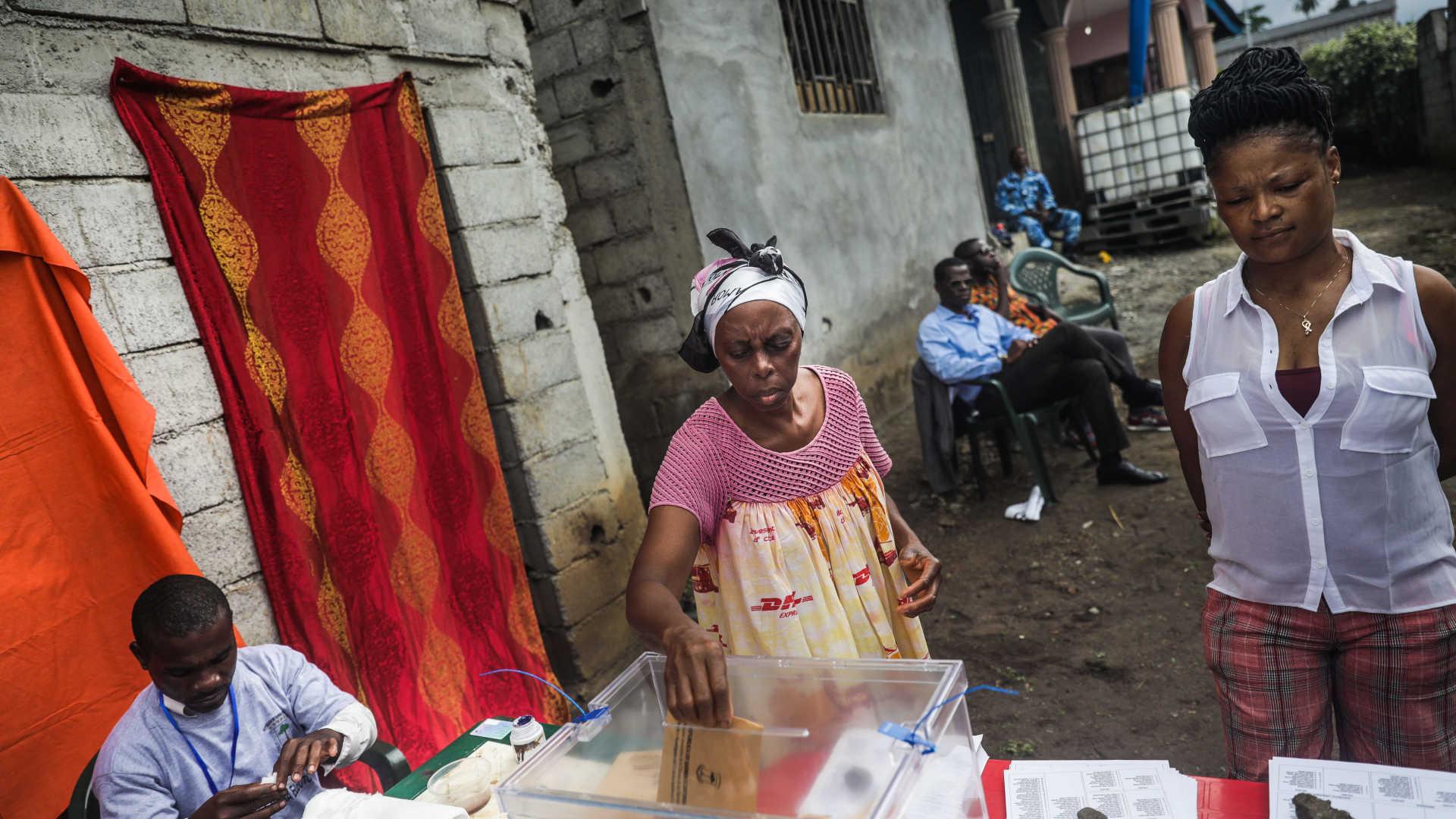 cplp elogia processo eleitoral na guiné equatorial, união africana não - GUINE EQUAT - CPLP elogia processo eleitoral na Guiné Equatorial, União Africana não