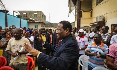 oposição na guiné equatorial denuncia detenções e tortura contra militantes - Gabriel Ns   Obiang Obono 400x240 - Oposição na Guiné Equatorial denuncia detenções e tortura contra militantes