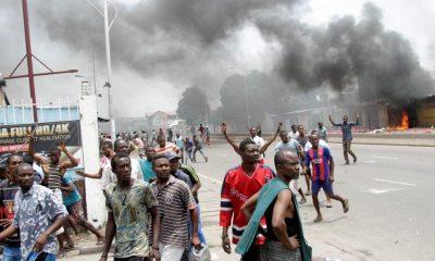 duas mortes e dezenas de feridos. este é o balanço das manifestações hoje em kinshasa - MANIF RDC 400x240 - Duas mortes e dezenas de feridos. Este é o Balanço das Manifestações hoje em Kinshasa