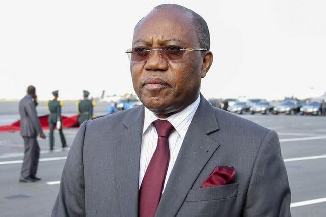 - Manuel Augusto - Manuel Augusto representa Angola na tomada de posse de Jair Bolsonaro