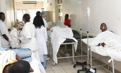 secretário de estado da saúde confirma surto da cólera no uíge - Saude Uige 400x240 - Secretário de Estado da Saúde confirma surto da cólera no Uíge