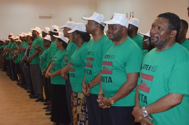 unita celebra 53 anos de existência com olhos virado para as eleições autárquicas - UNITA1 - UNITA celebra 53 anos de existência com olhos virado para as eleições autárquicas