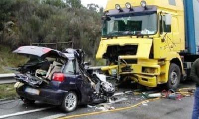 - acidentes viacao angola 400x240 - Atropelamentos causaram 527 mortes no primeiro semestre de 2018