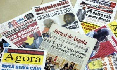 - jornais lusofonia 400x240 - ERCA analisa desempenho da Comunicação Social em Junho