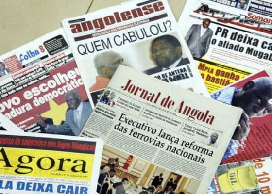 - jornais lusofonia 560x400 - ERCA analisa desempenho da Comunicação Social em Junho