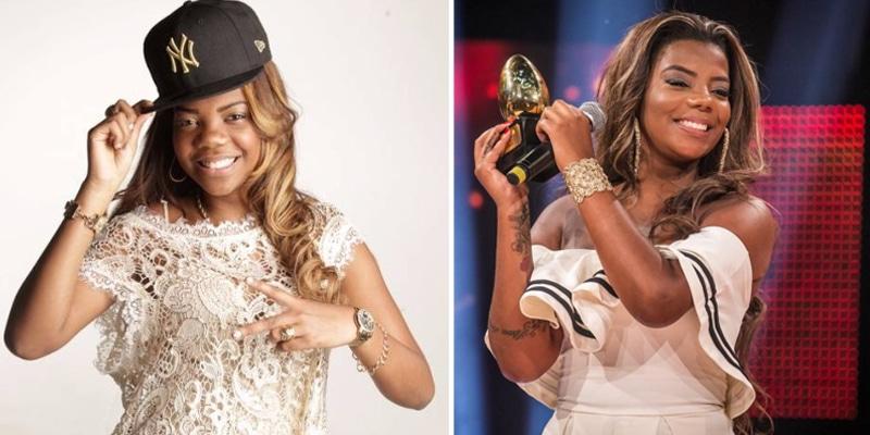 antes de ser ludmila a cantora brasileira era a mc beyoncé - ludmilla carreira transformacao mc beyonce 1 - Antes de ser Ludmila a cantora brasileira era a Mc Beyoncé