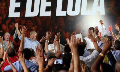 lula mantém liderança em sondagem eleitoral após condenação - 23596545 400x240 - Lula mantém liderança em sondagem eleitoral após condenação