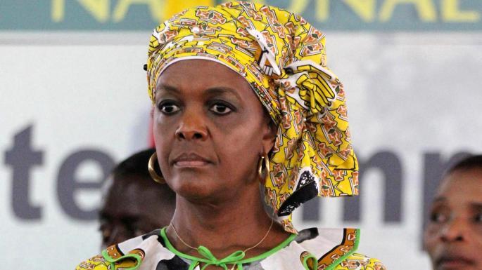 - Grace Mugabe - Zimbabué recusa extradição de antiga primeira-dama Grace Mugabe