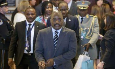 - KABILA2 400x240 - RDC: Partido de Kabila obtém maioria absoluta no Parlamento