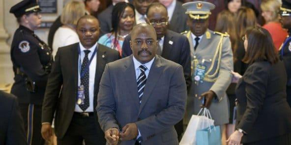 kabila diz que não há razão para adiar eleições de domingo na rdcongo - KABILA2 - Kabila diz que não há razão para adiar eleições de domingo na RDCongo