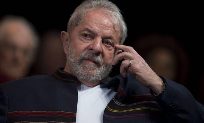 maioria do supremo vota a favor da detenção de lula da silva - Lula - Maioria do Supremo vota a favor da detenção de Lula da Silva