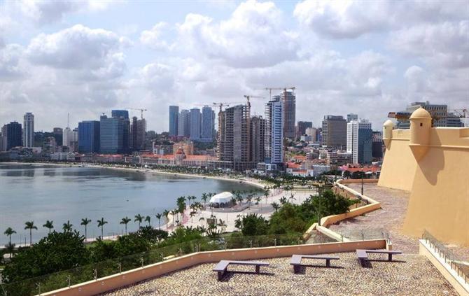 - luanda2 - Os 5 problemas da economia angolana detectados pelo FMI