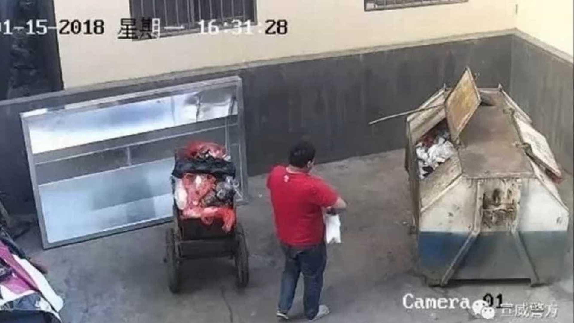 pai atira filha recém-nascida para o lixo. pensou que estava doente - naom 5a66170aaa724 - Pai atira filha recém-nascida para o lixo. Pensou que estava doente