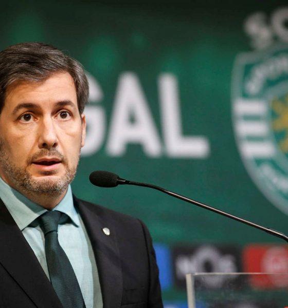 - Bruno de Carvalho 560x600 - Antigo presidente do Sporting em liberdade com termo de identidade e residencia