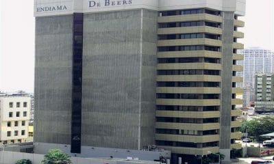 - DE BEERS 400x240 - ENDIAMA E SODIAM serão privatizadas
