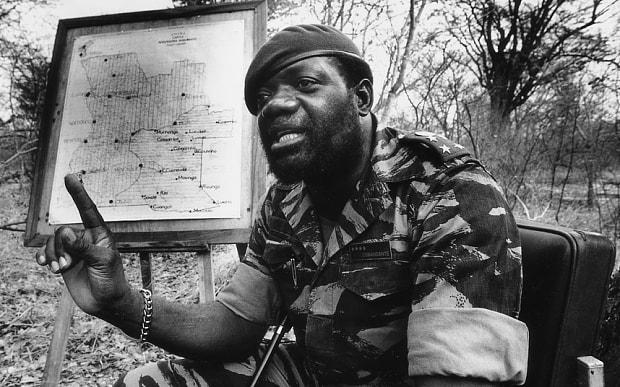- Jonas Savimbi - Governo aguarda pela UNITA para entregar os restos mortais de Jonas Savimbi