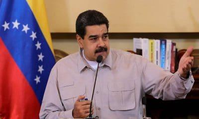 - Maduro 400x240 - Maduro diz ter provas de nova tentativa de golpe coordenado pelos EUA
