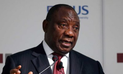 - Ramaphosa 400x240 - Ramaphosa elogia Kabila por não se recandidatar na RDCongo