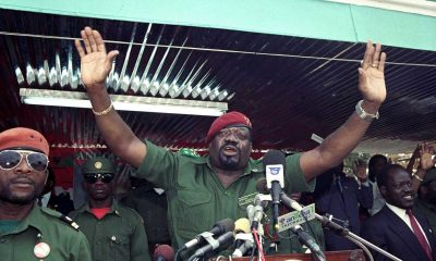 - SAVIMBI 400x240 - Restos mortais de Jonas Savimbi devolvidos à UNITA até ao final do ano